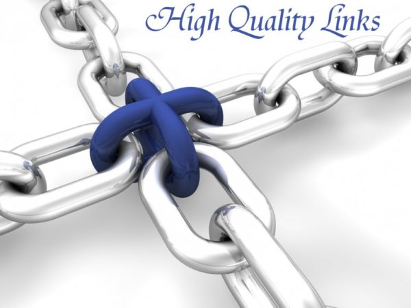 High Quality backlinks - Money robot tutorial